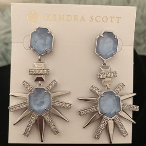 NWOT Kendra Scott Allie custom earrings